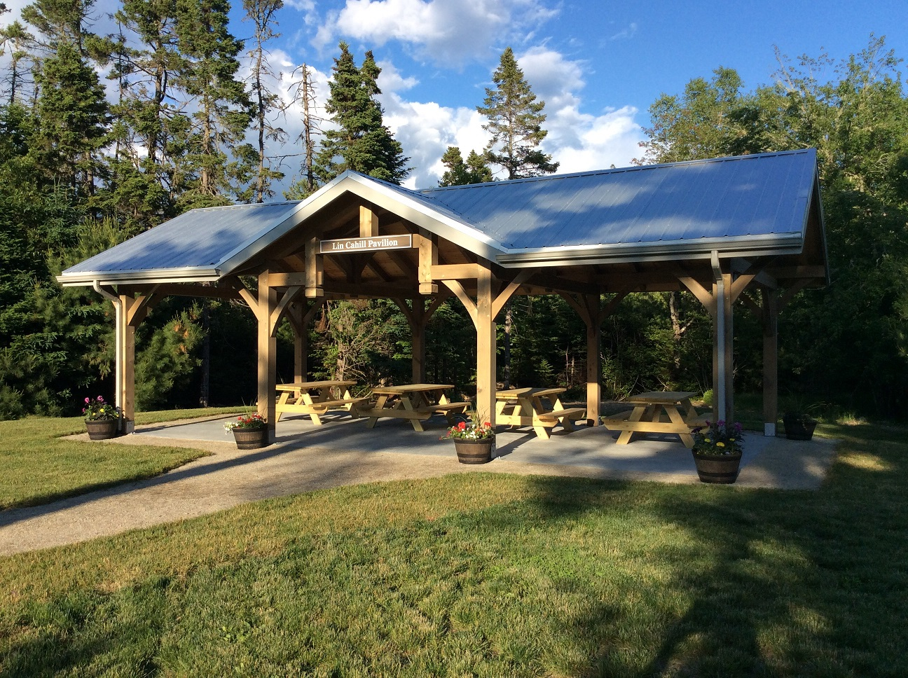 Lin Cahill Pavilion